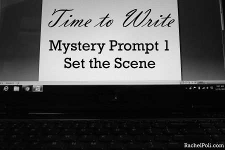 Mystery Writing Prompt Rachel Poli