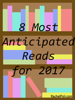 2017 Anticipated Reads