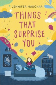 Things That Surprise You by Jennifer Maschari | Book Review | RachelPoli.com