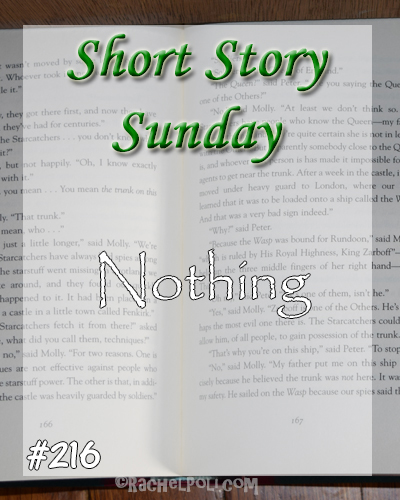 "Short Story: ""Nothing"" 